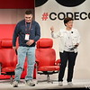 Code Conference 2021, Beverly Hills | Louie Swisher and Kara Swisher, Co-Founder and Producer Code Conference, Co-host Pivot Podcast by Vox Media