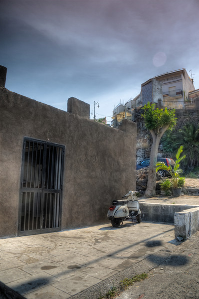 Porto d'Aci Castello - Sicilia