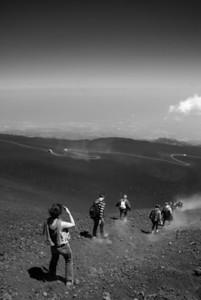 Etna turistique tour - Sicillia