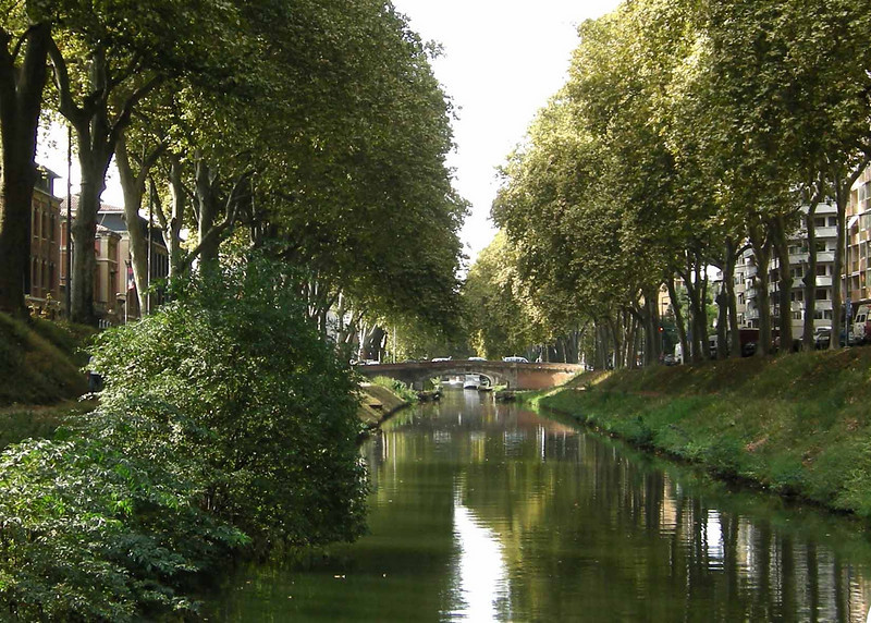Canal de Brienne - Toulouse