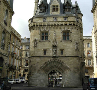 Porte Caillau - Bordeaux