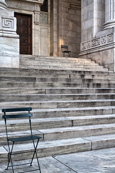 Chairs - New York Library
