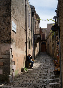 Erice, Sicile