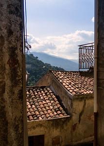 Piraino, Sicile