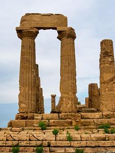 Agrigento,  Vallée des Temples
