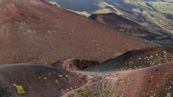 Volcan Etna, Sicile
