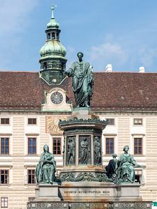 Monument de Franz II, empereur des Romains (1768-1835)