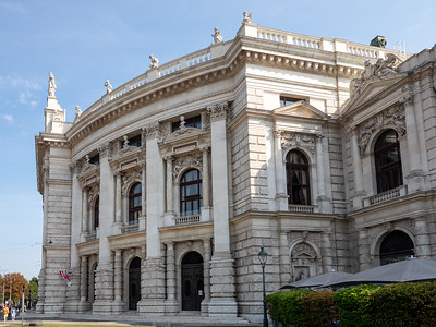 Burgtheater (1874)