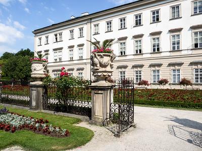 Château et jardins Mirabell