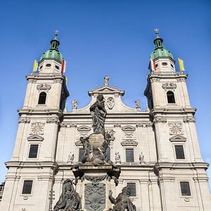 La cathédrale Saint-Rupert