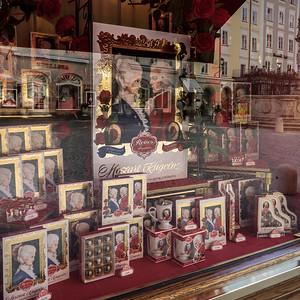 """Les célèbres chocolats de Salzbourg : les """"Mozart Kugeln"""""""