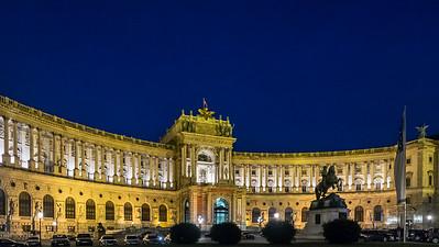 Le nouveau Palais impérial