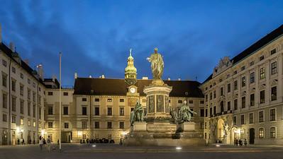 Monument à l'empereur François Joseph 1er