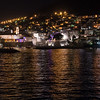 En quittant Dubrovnik de nuit