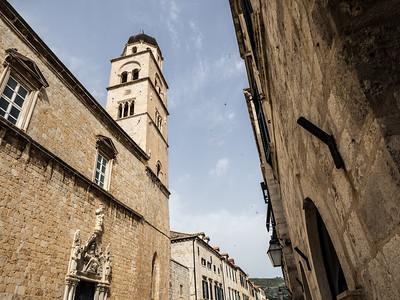 Le monastère des Franciscains (XIVe siècle)