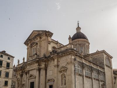 La cathédrale de l'Assomption de la Vierge