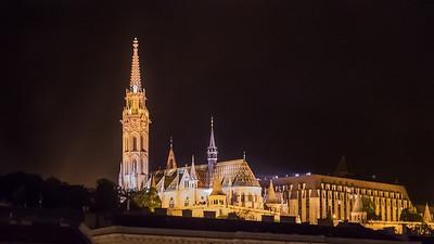 L'église Mathias