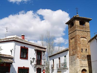 Ronda : Alminar de San Sebastián