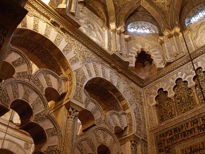 Les mosaïques byzantines de la maqsura