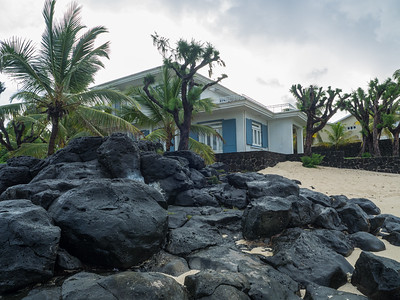 Grand Baie - Villa en bord de plage
