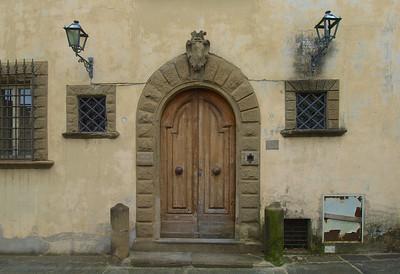 """Une porte presque dans son """"jus"""" de l'époque"""