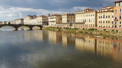Les quais de l'Arno