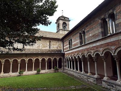 L'abbaye cistercienne de Santa Maria di Piona