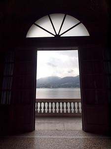 Vue imprenable sur le lac à la villa Carlotta