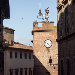 Torre dell'Orologio di Pulcinella