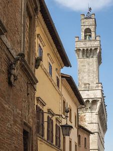 En haut de la tour, vue imprenable assurée...