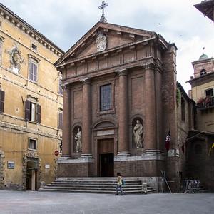 Une église de style baroque