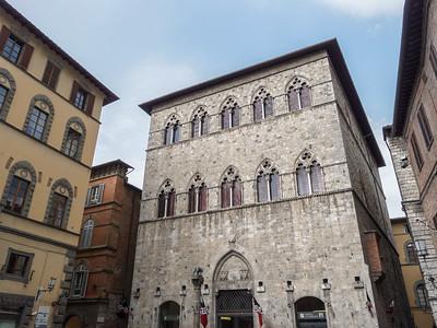 Le style architectural de la Renaissance toscane