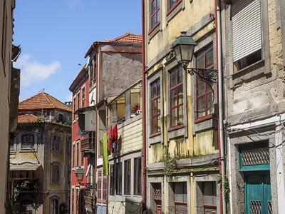 Rue et façades