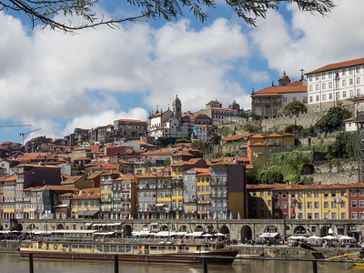 Vue sur la ville de Porto