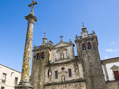 La cathédrale de Viseu