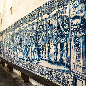 Les célèbres azulejos