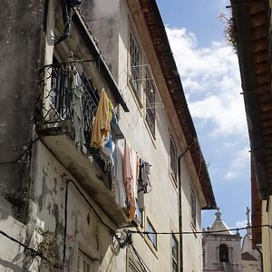 Rue du vieux Coïmbra