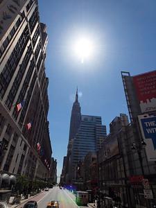 L'Empire State Building dresse ses 102 étages depuis 1931