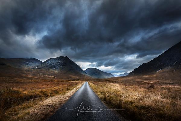 REF001 - Lumieres d'Écosse par Antonio GAUDENCIO Auteur Photographe