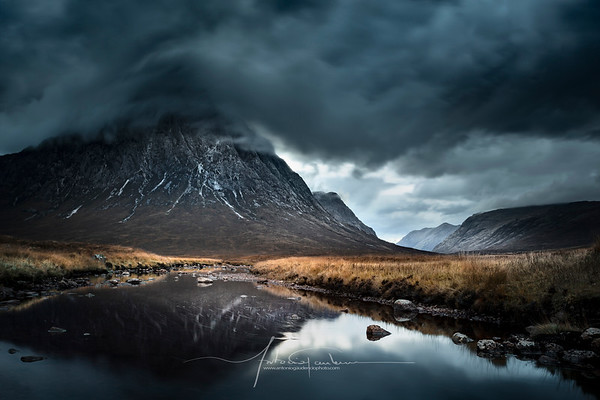 REF002 - Lumieres d'Écosse par Antonio GAUDENCIO Auteur Photographe