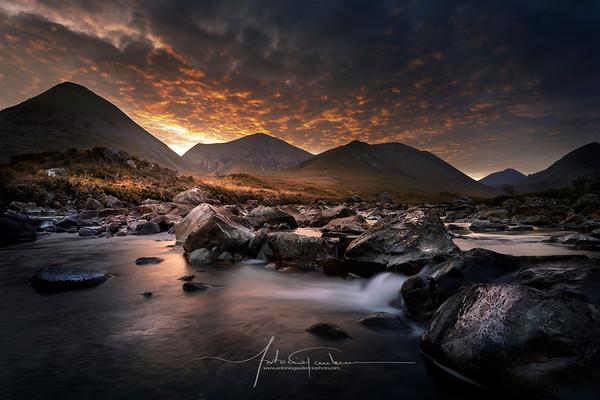 REF010 - Lumieres d'Écosse par Antonio GAUDENCIO Auteur Photographe