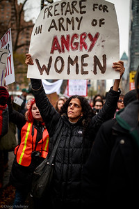 Army of Angry Women