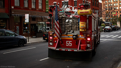 FDNY near Little Italy