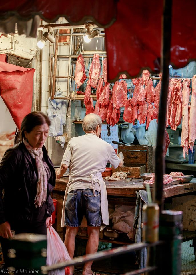 Boucher de rue