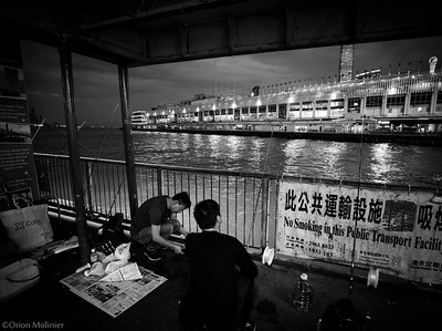 Pêcheurs de rue