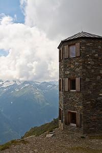 Torentje van de Neue Sajathütte