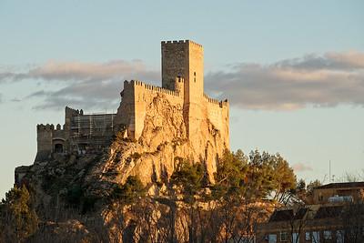 Chateau d'Almansa