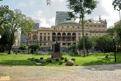 Praça Ramos de Azevedo
