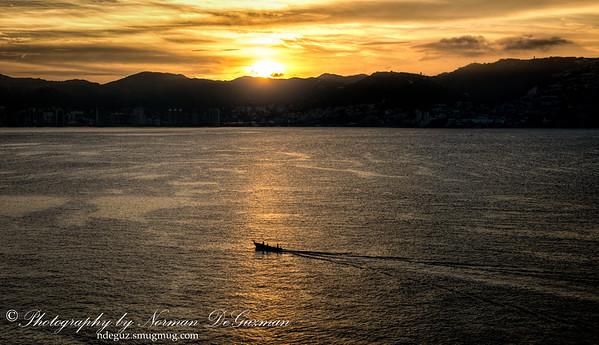 Acapulco, Mexico.  10/17/2015