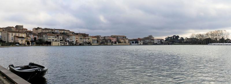Grand bassin du canal du Midi, Castenaudary